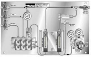 Analyzer Pressure Regulation and Vent Recovery <br />Bulletin 4141-VR <br />November 2001