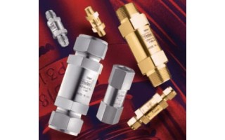 Inline Filters (F Series) <br />Catalog 4130-F <br />May 2004